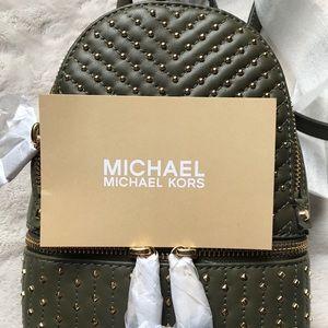 Michael Kors XS convertible backpack purse